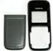 Корпус для Nokia 1209 (копия оригинала, панели, ЧЁРНЫЙ)